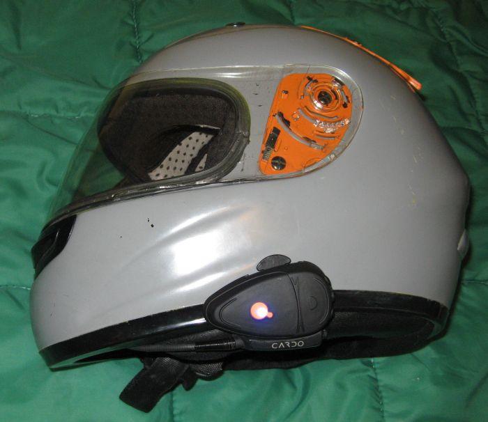 Scala Rider headset