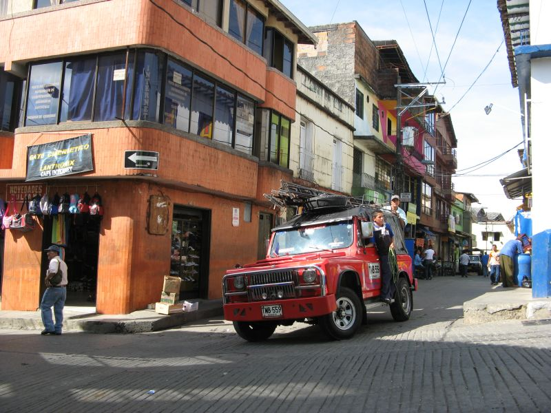 468b cars colombia