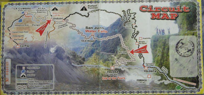 714.5 camino map